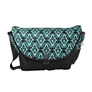 Commuter Bag - Elegance in Teal