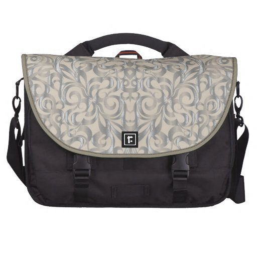 Commuter Bag Floral abstract background