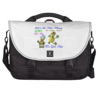 Commuter Bag, Guillain Barre Syndrome Bag For Laptop