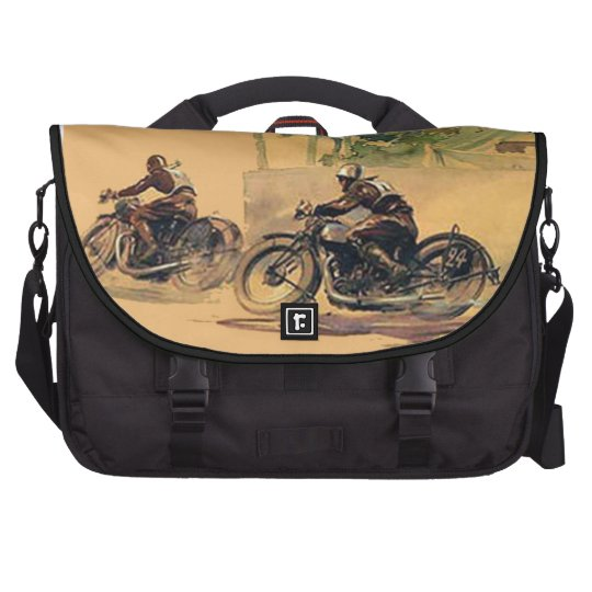 Commuter Bag Motor Bike Race