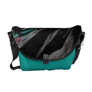 Commuter Bag - Peacock Flair Fashionista