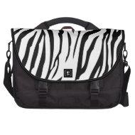 Commuter Bag Zebra