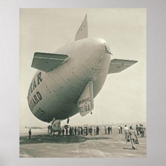 Commuter Flight 1940 Posters