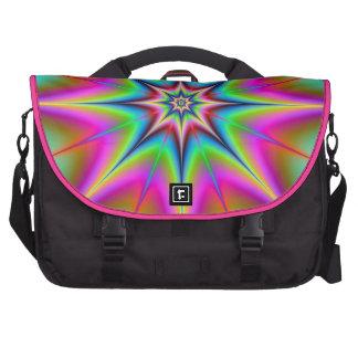 Commuter Laptop Bag   Webbed Star