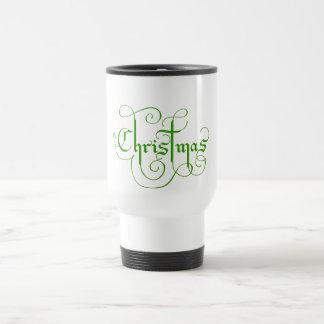 Commuter mug white
