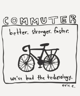 Commuter Tshirt