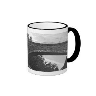 commuting concerns ringer mug