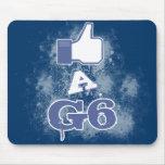 Como A G6 Tapete De Raton