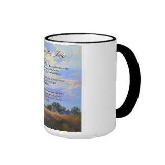 Como amaneceres la taza del día