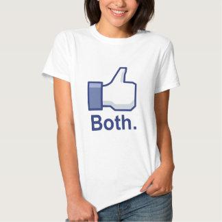Como ambos camisas