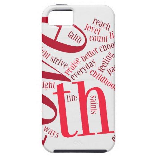 ¿Cómo amo Thee? iPhone 5 Funda