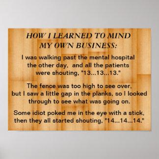 Cómo aprendí importar de mi propio negocio: poster