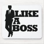 Como Boss Alfombrilla De Raton
