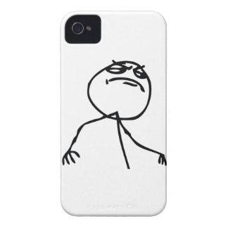 Como Boss iPhone 4 Case-Mate Fundas
