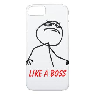 Como Boss Funda iPhone 7