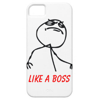 Como Boss Funda Para iPhone SE/5/5s