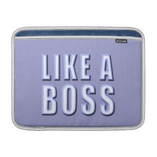Como Boss Fundas Para Macbook Air