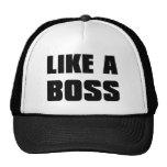 Como Boss Gorro