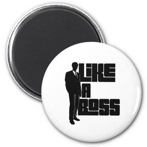 Como Boss Imán De Frigorifico