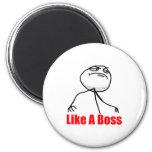 Como Boss Iman Para Frigorífico