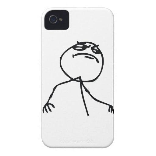 Como Boss iPhone 4 Case-Mate Cárcasas
