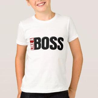Como Boss Playera