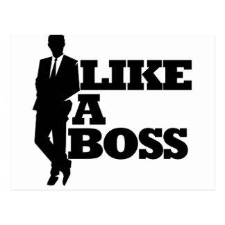 Como Boss Postal