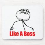 Como Boss Tapetes De Raton