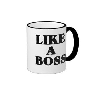 Como BOSS Tazas De Café