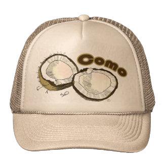 como coco mesh hats