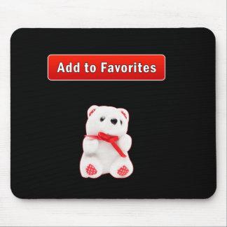 Cómo copiar a favoritos alfombrilla de raton