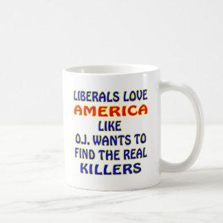 Como el DO quiere encontrar los asesinos reales Tazas De Café