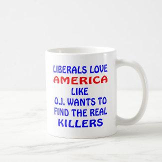 Como el DO quiere encontrar los asesinos reales Taza De Café
