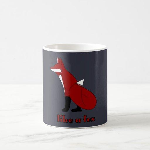 Como el Fox de A Taza