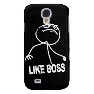 Como el meme de Boss Funda Para Galaxy S4