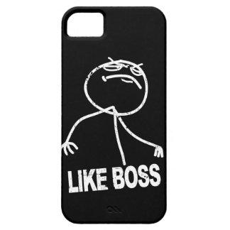 Como el meme de Boss Funda Para iPhone 5 Barely There