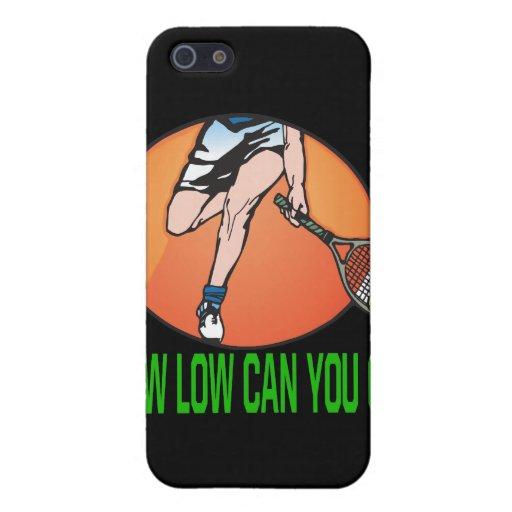 Cómo el punto bajo puede usted ir iPhone 5 carcasas