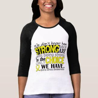 Cómo es fuerte somos Spina bífido Camiseta