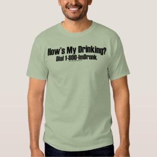 Cómo es mi camiseta la consumición playeras