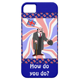 ¿Cómo esta usted iPhone 5 Case-Mate Carcasa