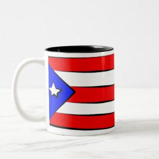 Cómo hablar a puertorriqueño taza
