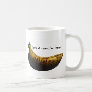 ¿cómo hacen usted tienen gusto de ellos las taza