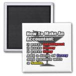 Cómo hacer a un contable imán de frigorifico