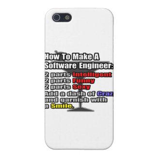 Cómo hacer a una Software Engineer iPhone 5 Cobertura
