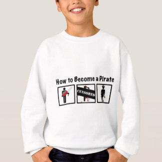 Cómo hacer un pirata playeras