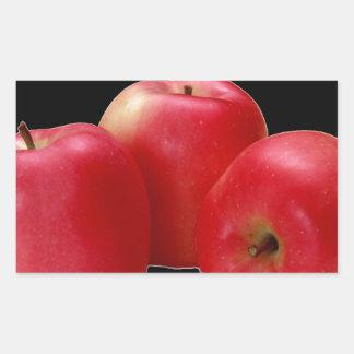 Cómo haga usted tiene gusto de esas manzanas rectangular altavoz
