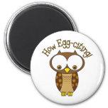 Cómo Huevo-Cita Imán De Frigorifico