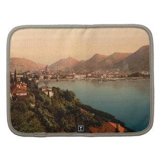 Como I, lago Como, Lombardía, Italia Planificador