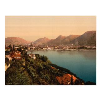 Como I, lago Como, Lombardía, Italia Postales
