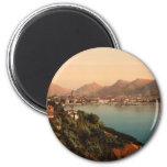 Como I, Lake Como, Lombardy, Italy Fridge Magnets
